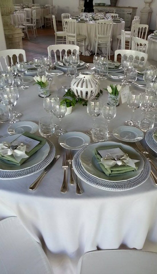 pranzo di matrimonio - wedding planner