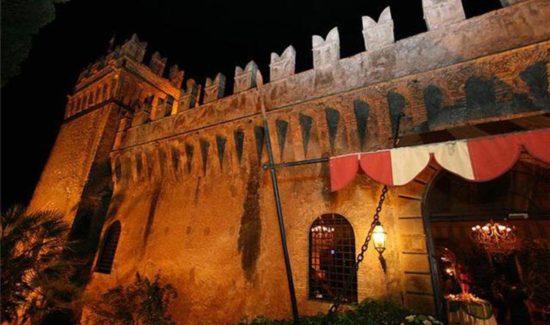 Ricevimento al Castello di Tor Crescenza